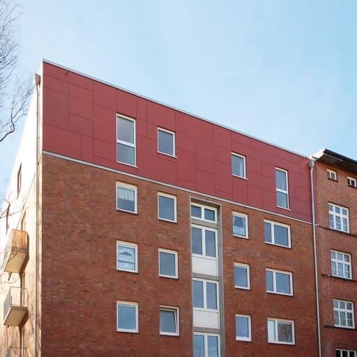 Aufstockung Tornquiststraße, Hamburg