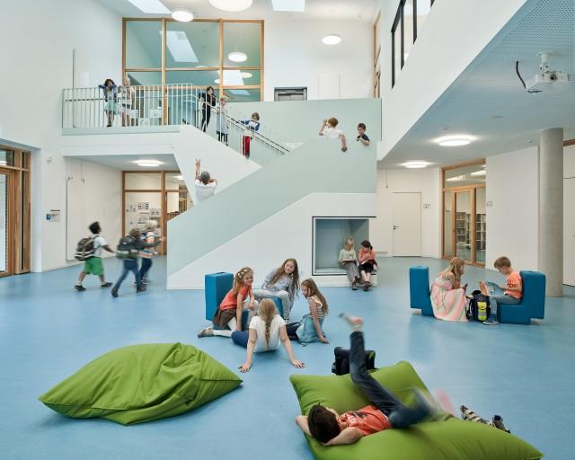 Erweiterung Grundschule, Ahrensburg